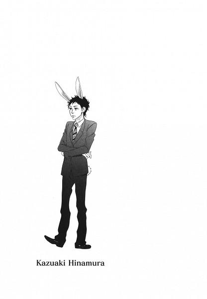 Tags: Anime, Ootsuki Miu, Calling, Hinamura Kazuaki, Scan, Manga Page