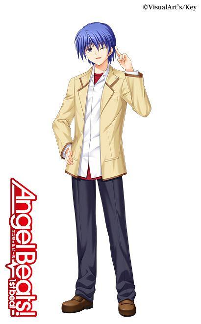 Hinata Hideki - Angel Beats!
