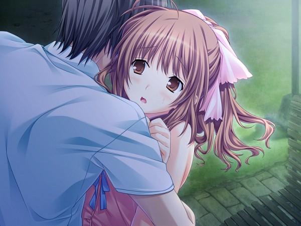 Tags: Anime, Mikoto Akemi, Hinata Terrace, Yaotome Mai, CG Art
