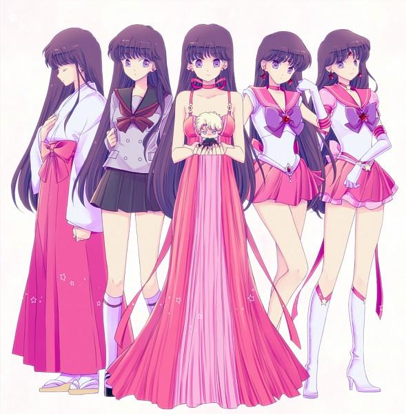 Hino Rei - Bishoujo Senshi Sailor Moon