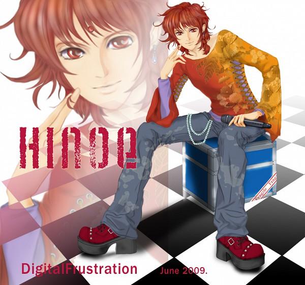 Tags: Anime, Shiro (Pixiv Id 862725), Harukanaru Toki no Naka de 3, Hinoe, Bindi, Fanart, Pixiv