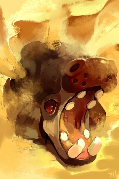 Hippowdon - Pokémon