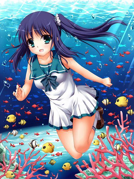 Tags: Anime, Pixiv Id 634263, Nagi no Asukara, Hiradaira Chisaki