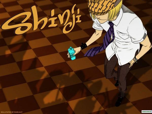 Tags: Anime, BLEACH, Hirako Shinji, Wallpaper, Vizard