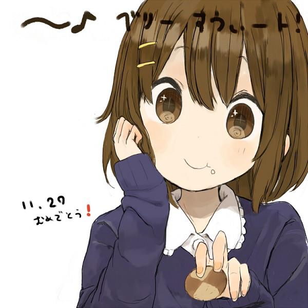 Tags: Anime, Nasuna, K-ON!, Hirasawa Yui, Pixiv, Fanart, Fanart From Pixiv, Yui Hirasawa