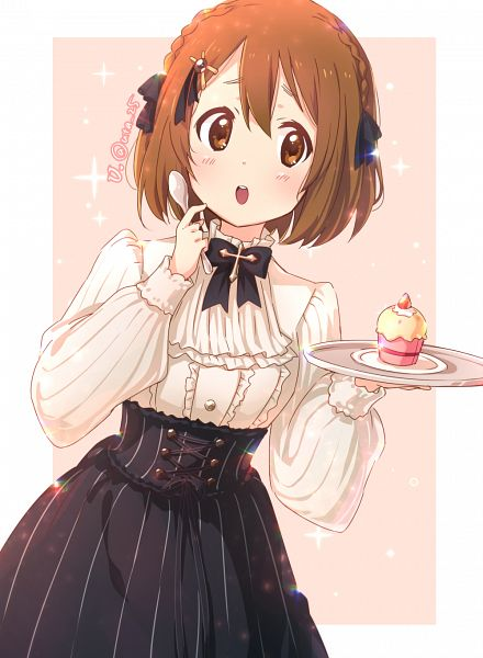 Tags: Anime, Pixiv Id 4095398, K-ON!, Hirasawa Yui, Fanart, Fanart From Pixiv, Pixiv, Yui Hirasawa