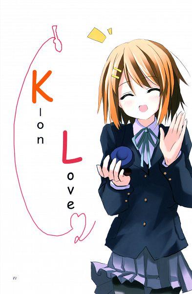Tags: Anime, Shino (Eefy), K-ON!, K-L, Hirasawa Yui, Yui Hirasawa