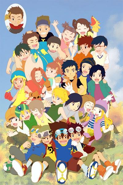 Hirokazu Shiota - Digimon Tamers