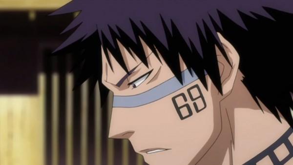Tags: Anime, BLEACH, Hisagi Shuuhei, Screenshot, Gotei 13