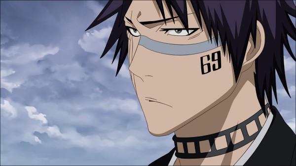 Tags: Anime, Morrow, BLEACH, Hisagi Shuuhei, Facebook Cover, Vector