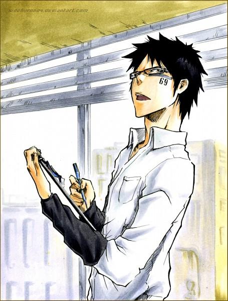 Tags: Anime, Sideburn004, BLEACH, Hisagi Shuuhei