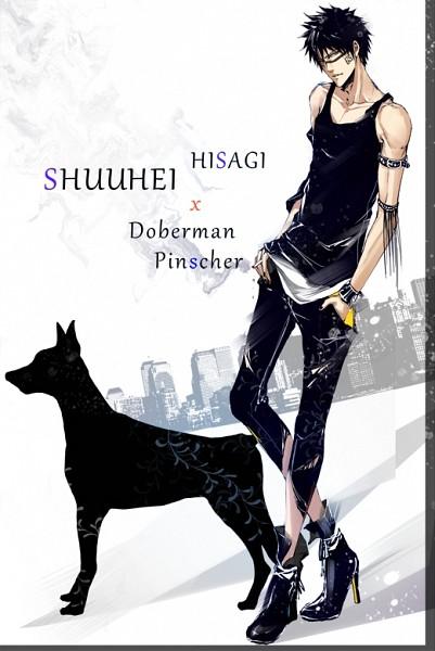 Hisagi Shuuhei - BLEACH