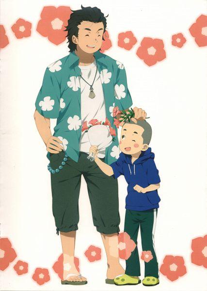 Tags: Anime, Mizuki Makoto, Ano Hi Mita Hana no Namae o Bokutachi wa Mada Shiranai., Ano Hi Mita Hana - Fanbook, Hisakawa Tetsudou, Mobile Wallpaper