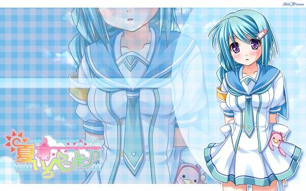Tags: Anime, Natsuiro Penguin, Hisaki Mei, Wallpaper