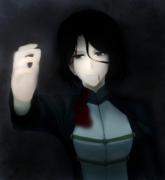 Tags: Anime, Fate/zero, Hisau Maiya