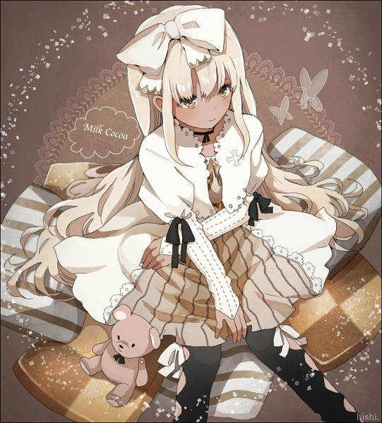 Hishi Image 1292828 Zerochan Anime Image Board