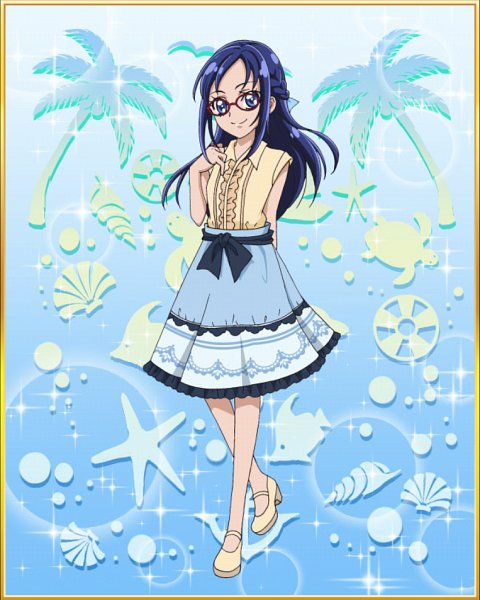 Tags: Anime, Dokidoki! Precure, Precure Tsunagaru Puzzlun, Hishikawa Rikka