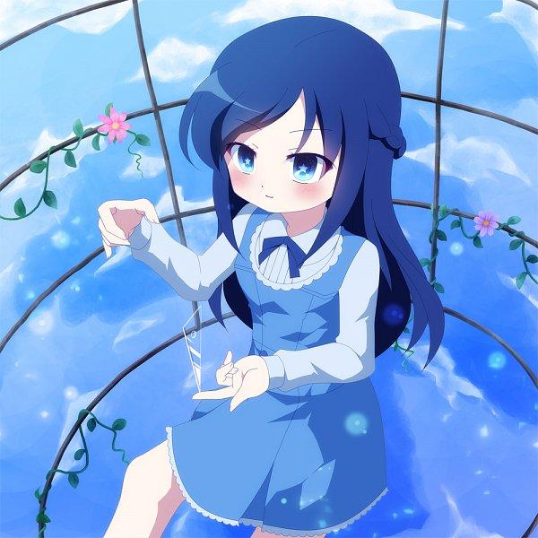 Tags: Anime, Ts1016, Dokidoki! Precure, Hishikawa Rikka, Balancing, Pixiv, Fanart, Fanart From Pixiv