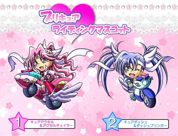 Hispeed Precure! - Pretty Cure Fan Series