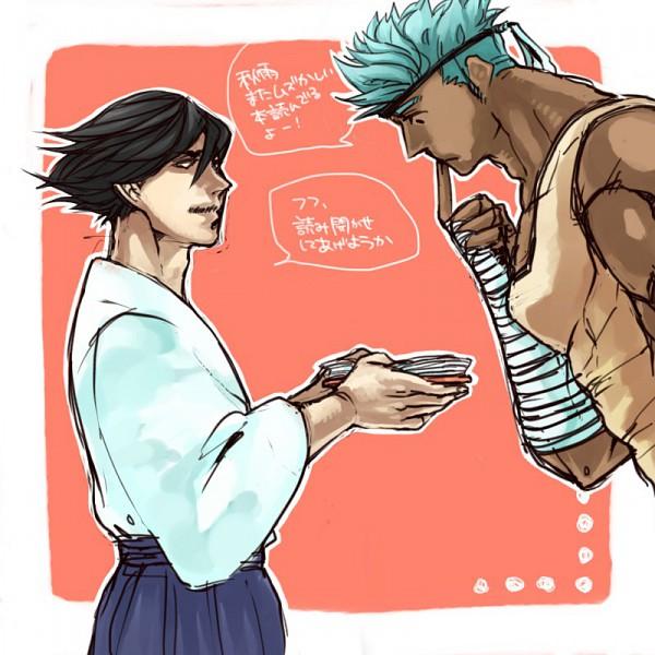 Tags: Anime, Pixiv Id 1298166, History's Strongest Disciple Kenichi, Kouetsuji Akisame, Apachai Hopachai