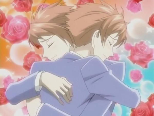 Tags: Anime, Ouran High School Host Club, Hitachiin Hikaru, Hitachiin Kaoru, Screenshot, Hitachiin Twins