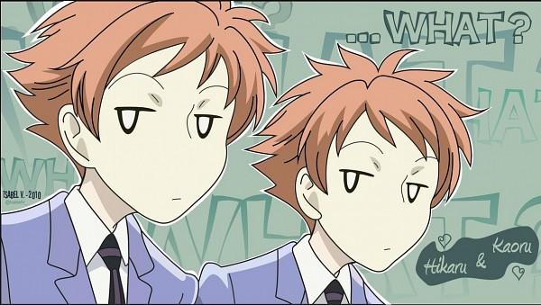Tags: Anime, Ouran High School Host Club, Hitachiin Hikaru, Hitachiin Kaoru, Facebook Cover, Hitachiin Twins