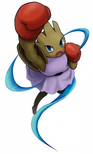 Hitmonchan - Pokémon
