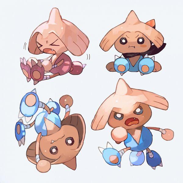 Tags: Anime, Shilla P, Pokémon, Hitmontop, Fanart From Pixiv, Fanart, Pixiv