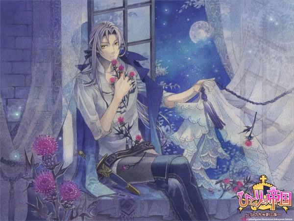Tags: Anime, Hitori No Teikoku, Official Art, Official Wallpaper, Wallpaper
