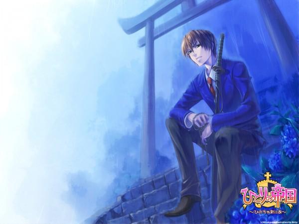 Tags: Anime, Hitori No Teikoku, Wallpaper, Official Art, Official Wallpaper