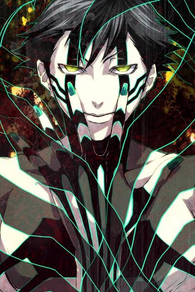 Hitoshura (Demi-fiend) - Shin Megami Tensei III: Nocturne