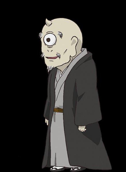 Hitotsume No Chuukyuu Youkai - Natsume Yuujinchou