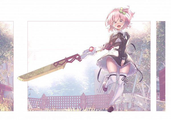 Tags: Anime, Pixiv Id 26186506, Assault Lily Project, Hitotsuyanagi Riri