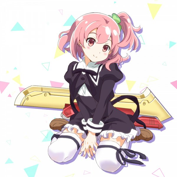 Tags: Anime, Pixiv Id 29287453, Assault Lily Project, Hitotsuyanagi Riri