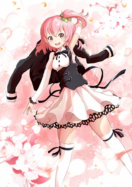 Tags: Anime, Pixiv Id 9150459, Assault Lily Project, Hitotsuyanagi Riri