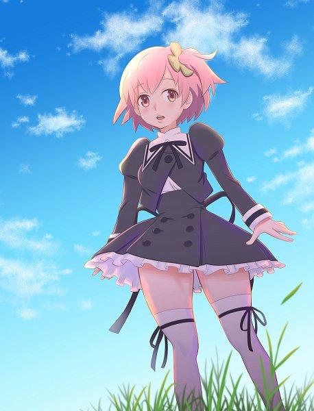 Tags: Anime, Pixiv Id 3878422, Assault Lily Project, Hitotsuyanagi Riri