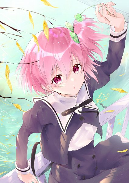 Tags: Anime, Pixiv Id 41596308, Assault Lily Project, Hitotsuyanagi Riri