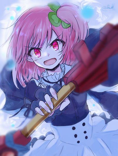 Tags: Anime, Pixiv Id 4058929, Assault Lily Project, Hitotsuyanagi Riri, Fanart From Pixiv, Pixiv, Fanart