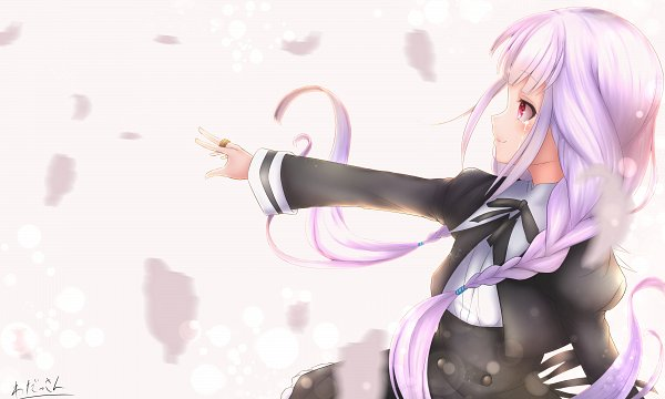Tags: Anime, Pixiv Id 26408846, Assault Lily Project, Hitotsuyanagi Yuri