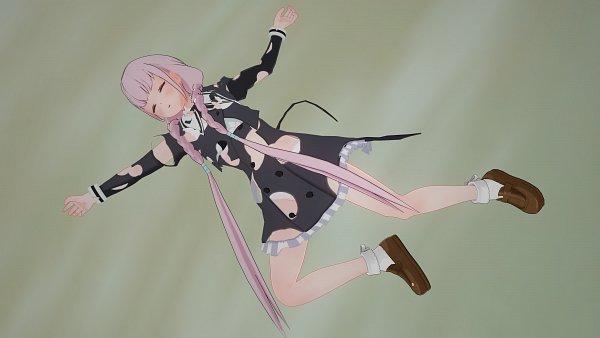 Tags: Anime, Pixiv Id 50477059, Assault Lily Project, Hitotsuyanagi Yuri, Wallpaper, HD Wallpaper, 8K Ultra HD Wallpaper