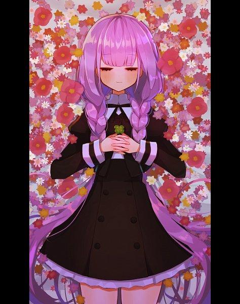 Tags: Anime, Pixiv Id 20509575, Assault Lily Project, Hitotsuyanagi Yuri, Trebol