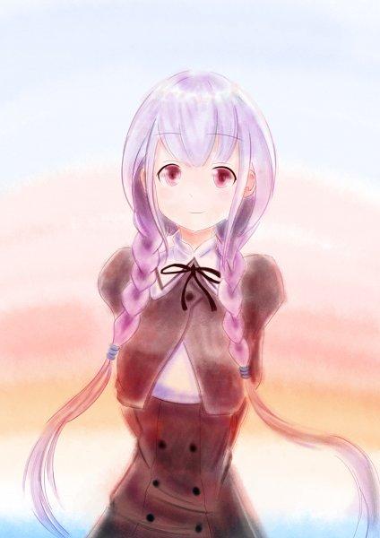Tags: Anime, Pixiv Id 2404688, Assault Lily Project, Hitotsuyanagi Yuri