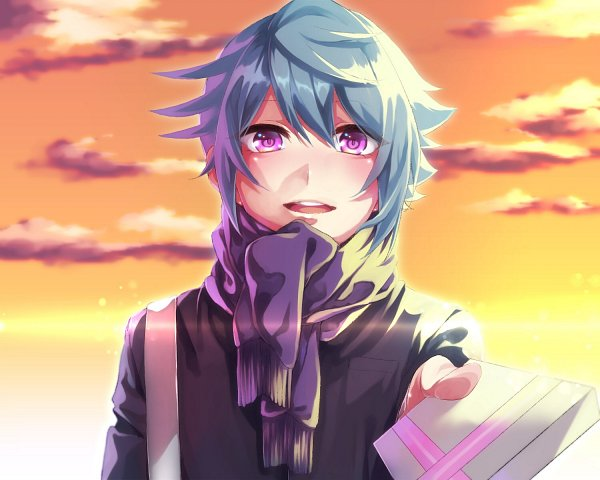 Tags: Anime, Pixiv Id 24114027, Inazuma Eleven: Ares no Tenbin, Hiura Kirina, Fanart From Pixiv, Pixiv, Fanart, Valentin Eisner