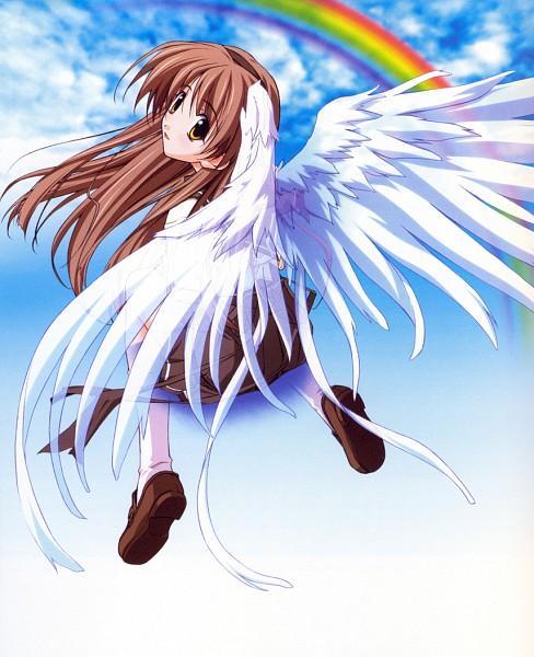 Tags: Anime, Memories Off Series, Memories Off, Hizuki Ayaka, Official Art
