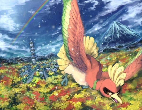 Ho-oh - Pokémon