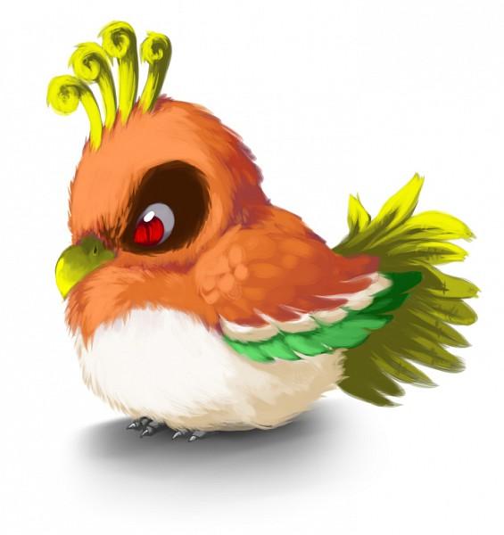 Tags: Anime, Mimi-moon, Pokémon, Ho-oh, Pixiv, Legendary Pokémon