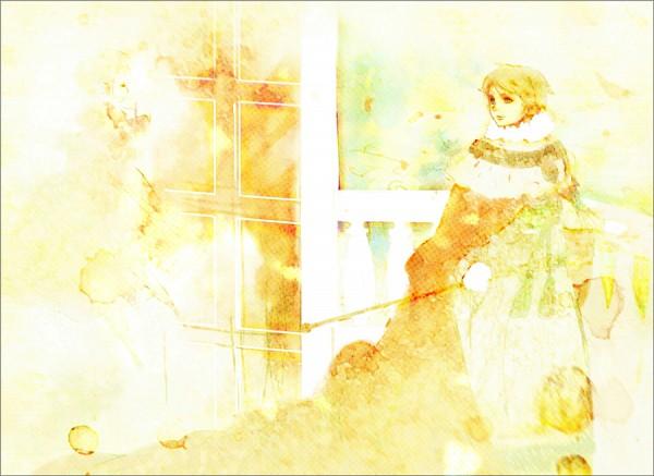 Tags: Anime, Pixiv Id 1376099, Axis Powers: Hetalia, Holy Roman Empire, Germany, Pixiv