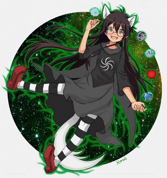 Tags: Anime, Ximsol182, Homestuck, Jade Harley, Dog Tail, Fanart, Tumblr
