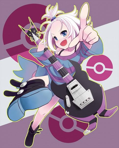Tags: Anime, Sasa (Pixiv1553938), Pokémon, Homika, Roxie