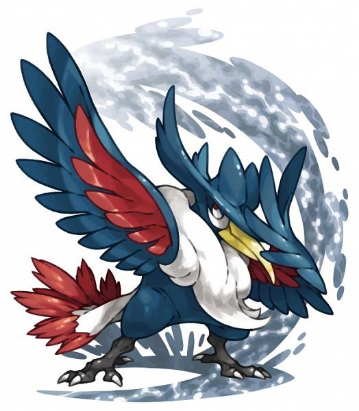 Honchkrow - Pokémon